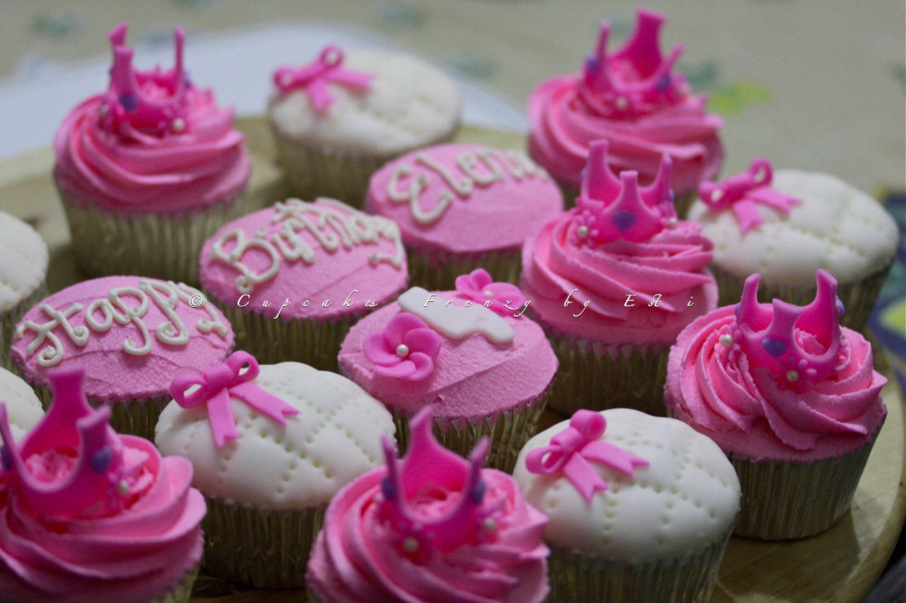 Princess Cupcake Images : Cupcakes for Princess Cupcakes Frenzy