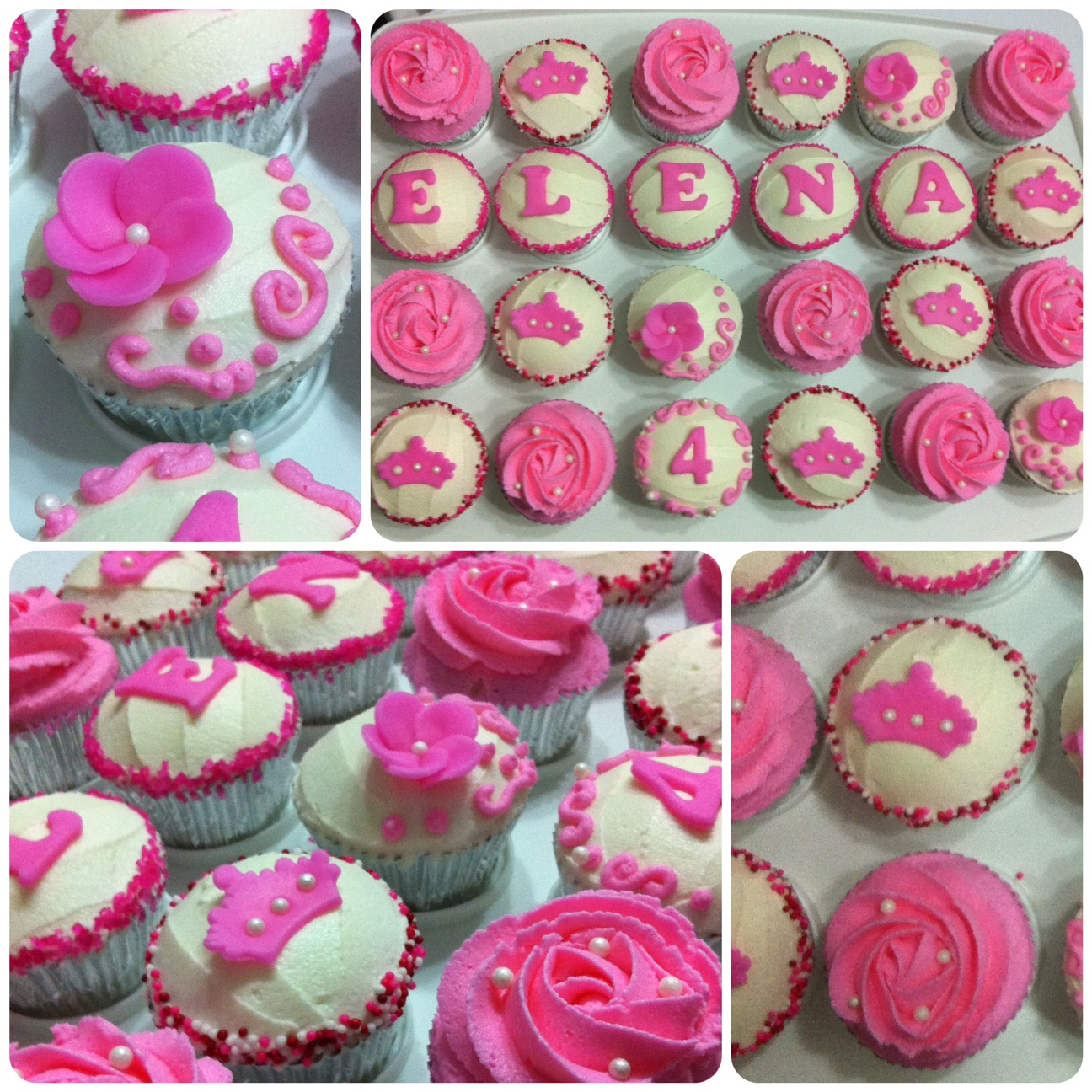 Cupcakes For Princess Cupcakes Frenzy