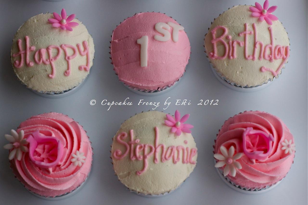 Stephanies Cupcakes Frenzy
