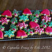 Mini Cookies for Birgit