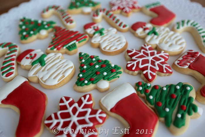© Esti 2013~xmas cookies