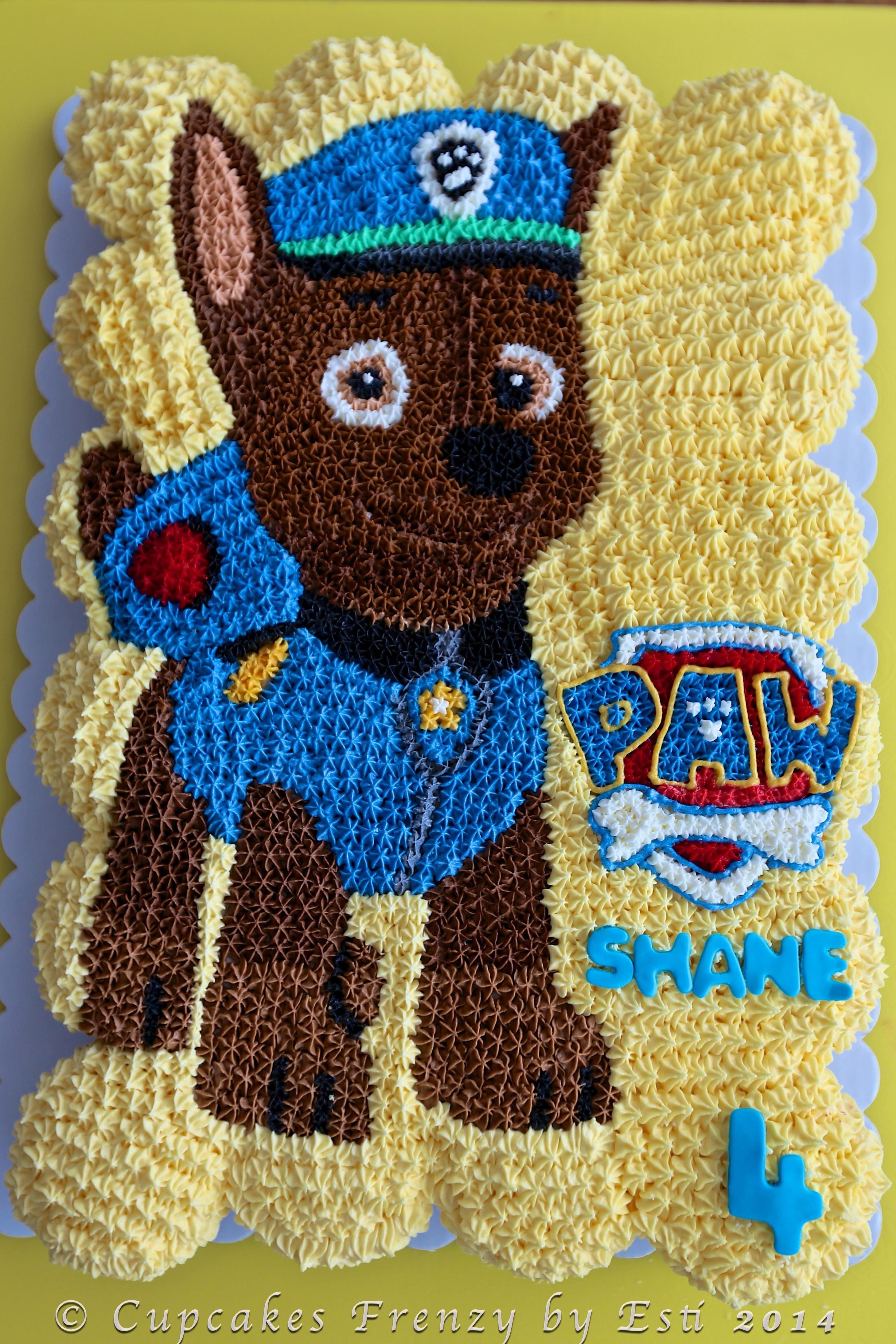 Paw Patrol Cupcakes Frenzy