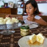 Durian Cupcake