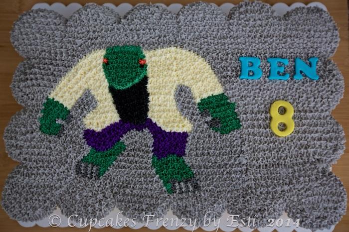 © Esti 20143 LEGO Lizard 1