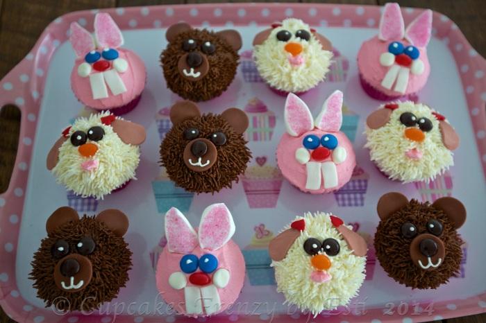 © Esti 2014bear bunny puppy