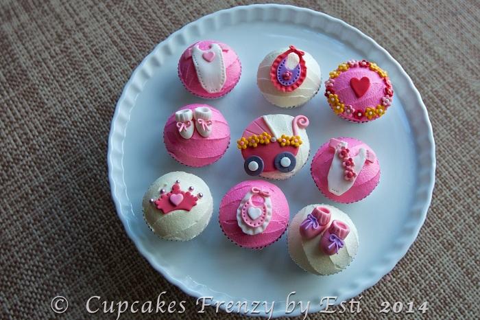 © Esti 2014 baby cupcakes 1
