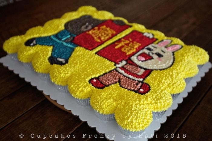 side cupcake