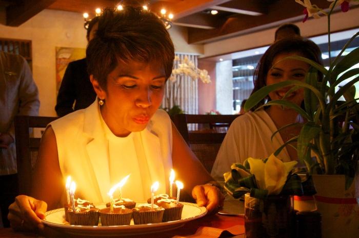 Amanda bday candles
