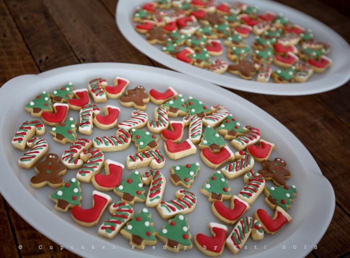 y 5 cookies