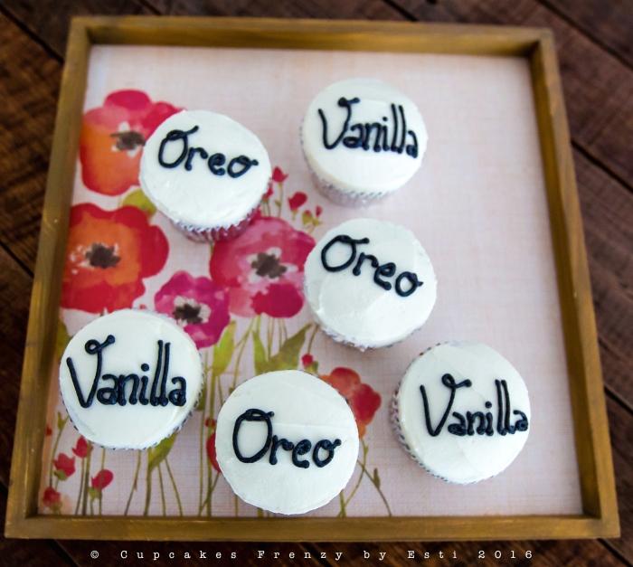 Vanilla Oreo