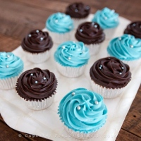 Blue & Chocolate